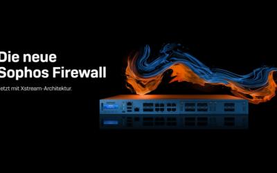 Die neue Sophos Firewall